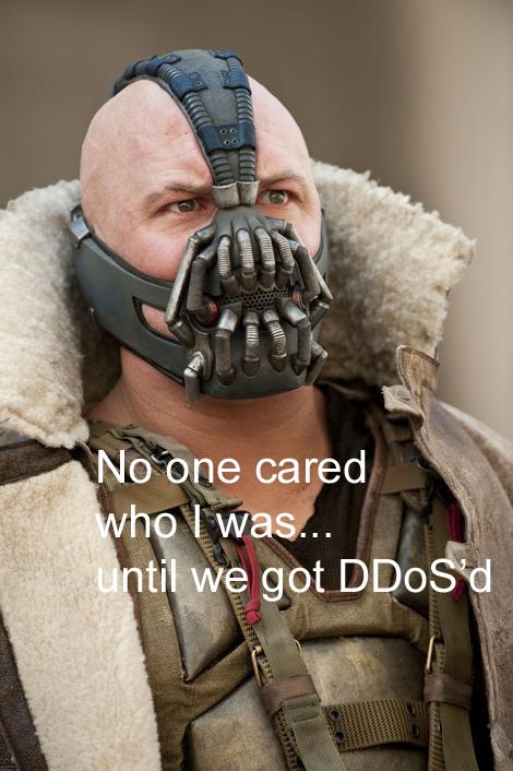 DDoSd